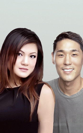 Lisa Zhan-Monigan and Dr. Michul An, Buzzn