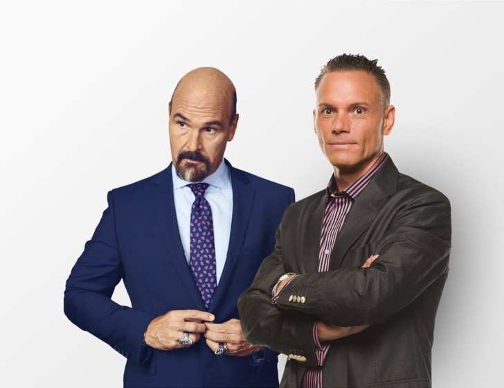 Invest in startups with Jon Najarian and Kevin Harrington