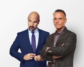 Jon Najarian and Kevin Harrington on Republic