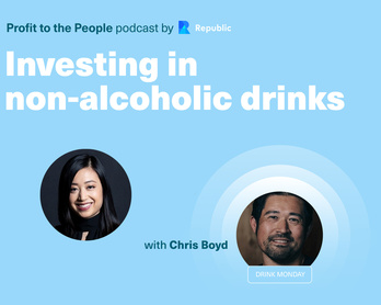 Investing in non-alcoholic drinks