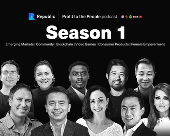 Profit to the people podcast: Season One wrap-up