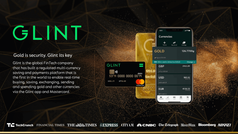 Glint: Investor Pitch and Q&A