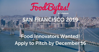 FoodBytes! SF Application Deadline