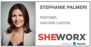 SheWorx SF Breakfast Roundtable: Stephanie Palmeri, Partner, Uncork Capital