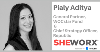 SheWorx Virtual Roundtable: Pialy Aditya, Chief Strategy Officer, Republic & GP, WOCstar Fund