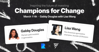 Champions for Change: Gabby Douglas