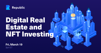 Digital Real Estate and NFT Investing