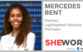 SheWorx SF Breakfast Roundtable: Mercedes Bent, Partner, Lightspeed Venture Partners