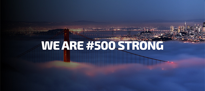 We are #500 Strong — 500 Startups Family