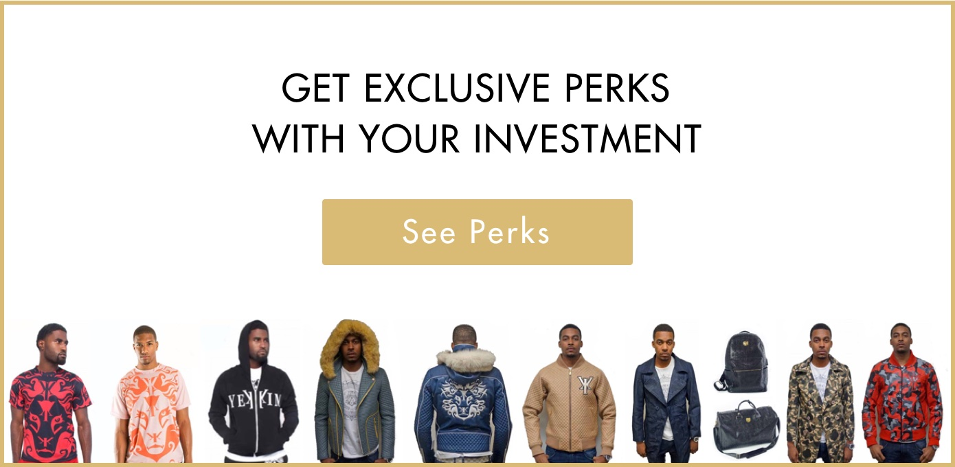 View perks for your YeKim investment