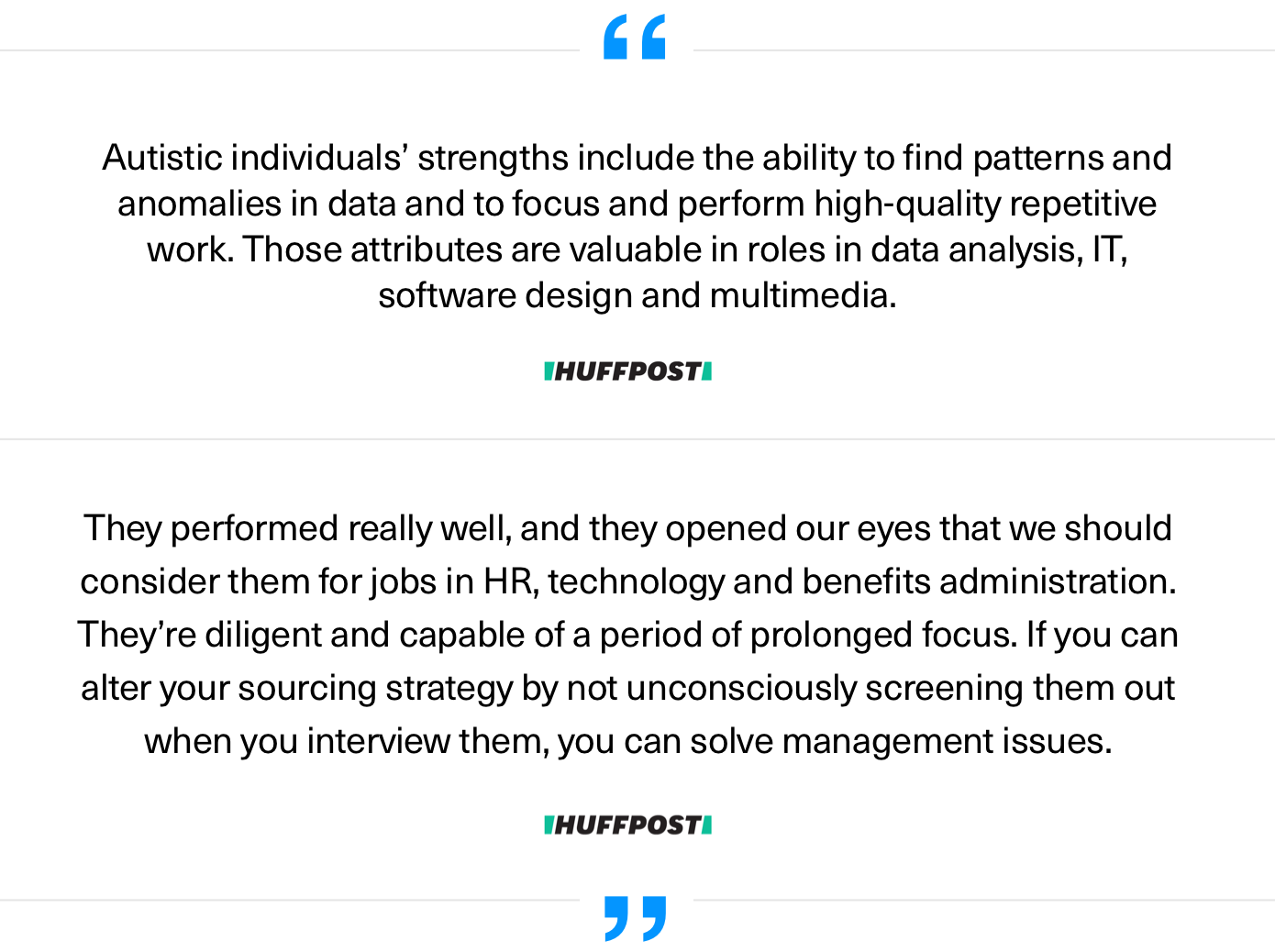 Inc: 50,000 People With Autism Needs Jobs This Year. Hereu0027s Why You Should  Hire Them
