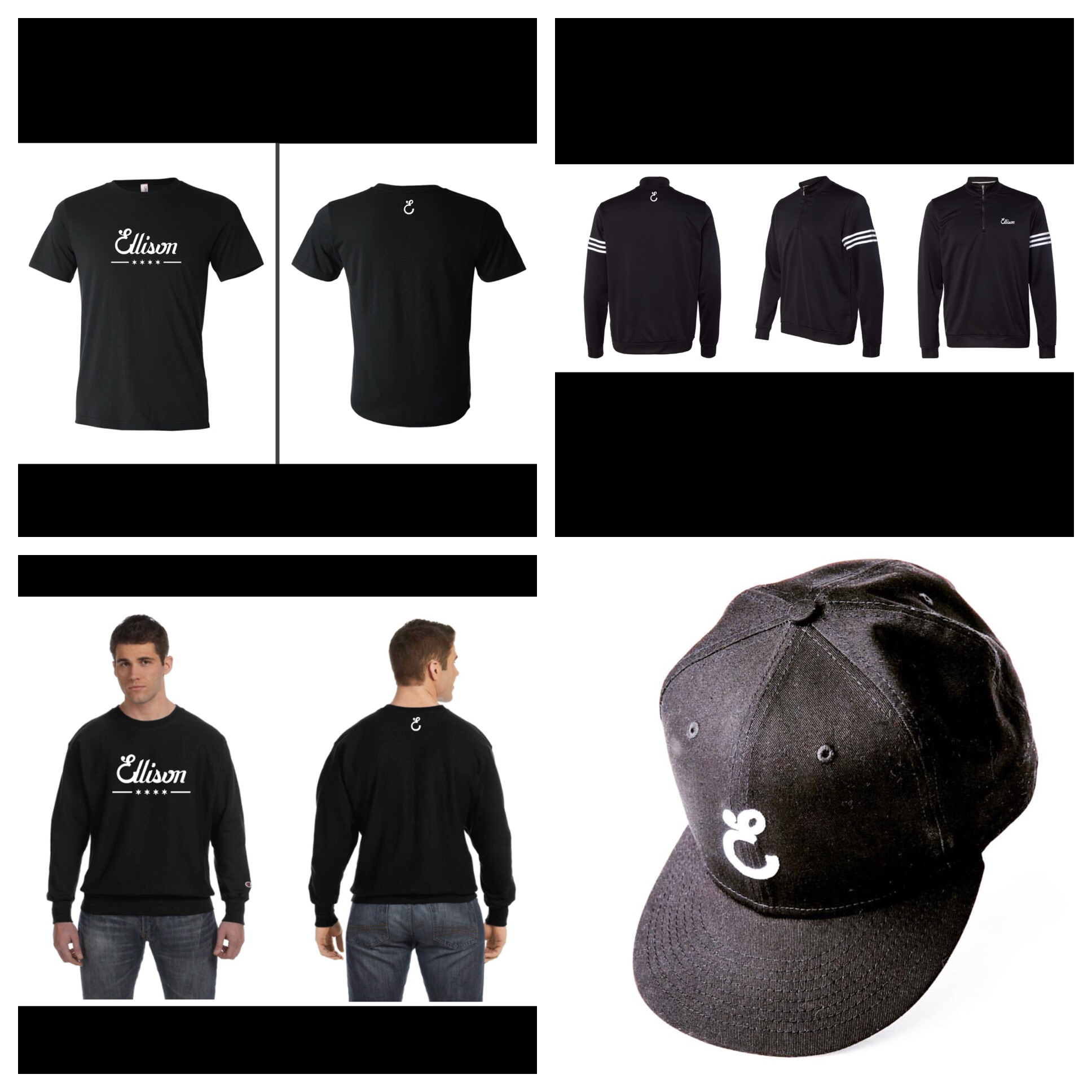 Ellison eyewear republic ellison eyewear swag package adidas jacket champion crew neck t shirt new era hat flat brim and cap this is available from xs xxl buycottarizona Gallery