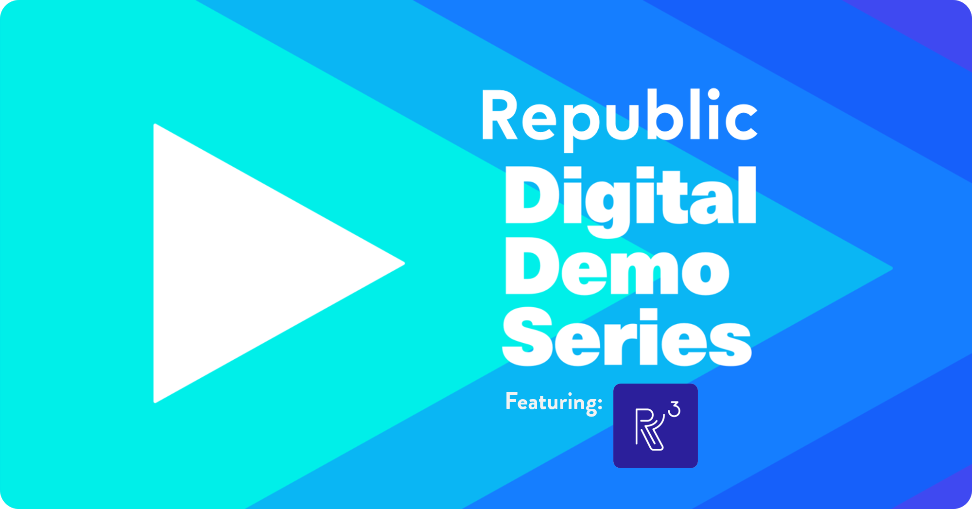 Republic Digital Demo Series feat. R3 Printing