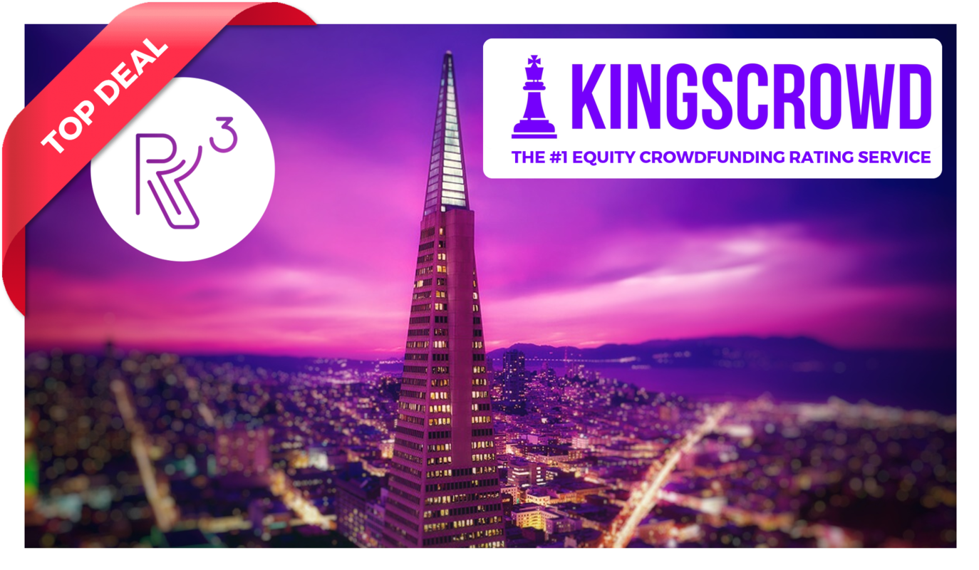 R3 Printing is a Top Deal on KingsCrowd - The #1 Equity Crowdfunding Rating Service