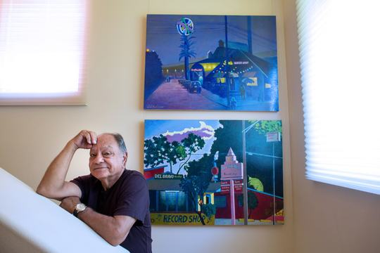 Cheech Marin's Chicano Art Museum Is to Open This Fall in Riverside