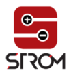 Logo of Strom Motors