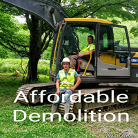 Profile picture of Affordable Demolition Construction